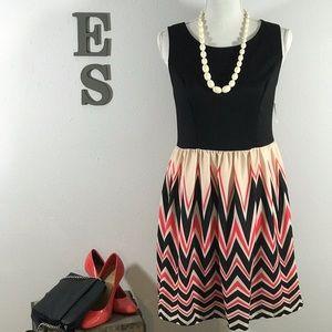 Xhiliration Sleeveless Dress